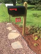 4x4 mailbox post