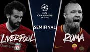 AS Roma vs Liverpool Live