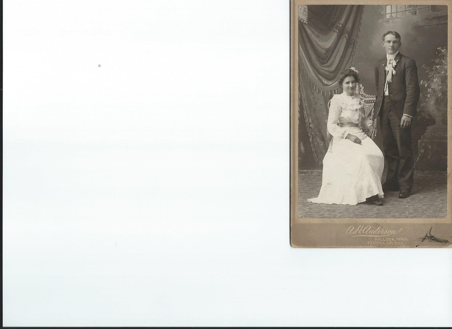 Wedding pic unknown couple