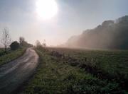 Herfst in de Ardenne.