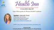 Health-Inn Show - 2019 June 11