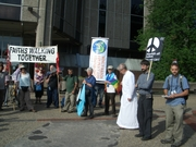 Caminhaa interreligiosa Londres