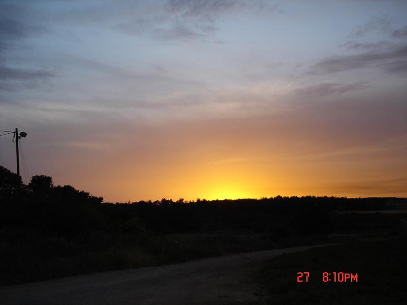 Campo Kibbutz Nachshon