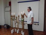 CASA DA PROCURA-BEIT MIDRASH-SHABAT  DAS LUZES - CHANUKÁ - 1-12-09 (6)