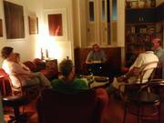 reunião criação núcleo jh do rio