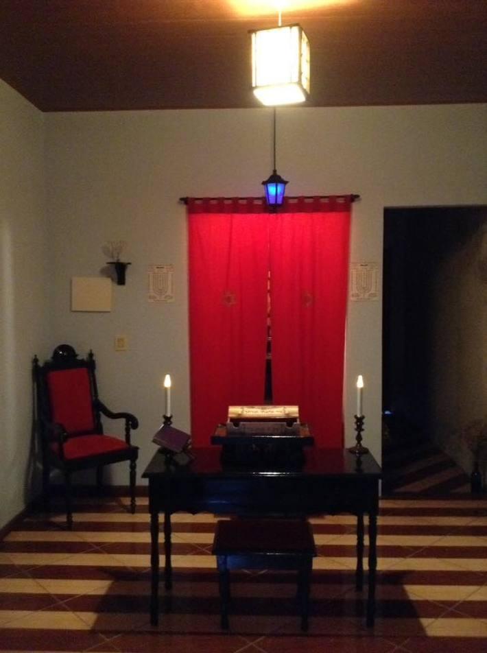 Sinagoga Humanista OHEL ABRAHAM (Belém/Pa)