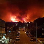 Incêndio Arouca 2016