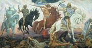 Los 4 jinetes de apocalipsis