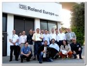 Roland Europe, Italy