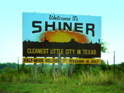 Welcome to Shiner