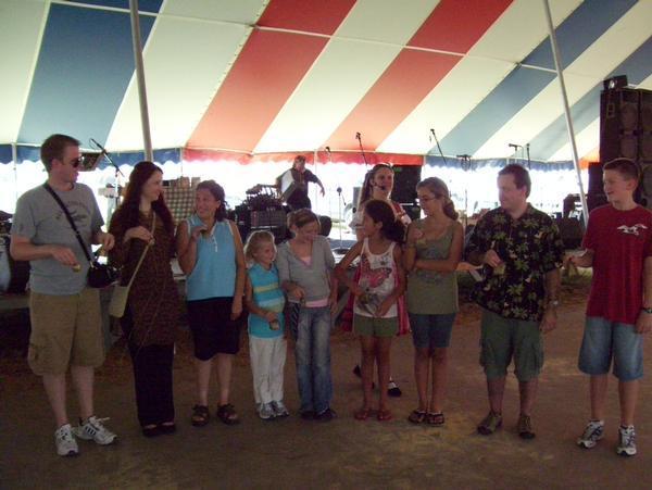 bell choir westfest
