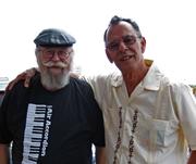 Bill and Santiago Jimenez, Jr.