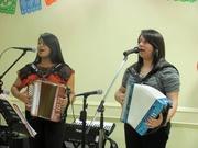 Bianca Nava and Yesenia Garcia Perform for Bill Palmer's 70th Birthday Party