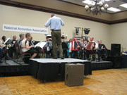 National Accordion Convertion Plano TX 2014