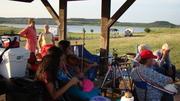 MECATX Jam session at Stillhouse Hollow Lake