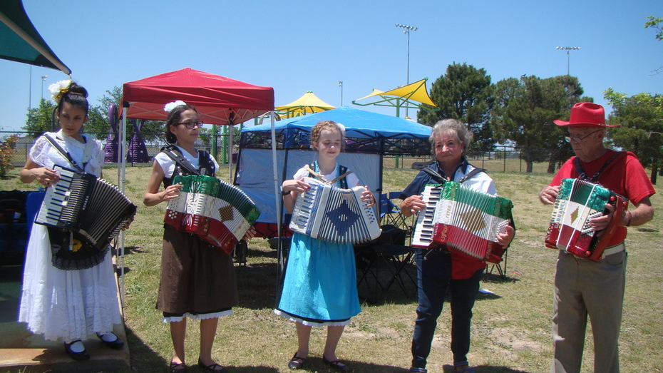 World Accordion day 2018