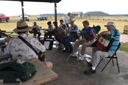 Jam session at Dana Peak September 2015