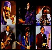 IN THIS MIST OF JAZZ AND BLUES FUNK