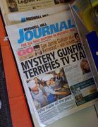 Muswell Hill journal press