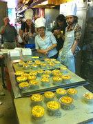 Sunday Pie Making club. 1 Sept 2010