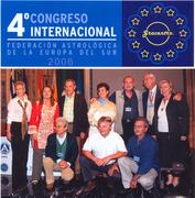 Organizadores federacion europea astrologica del sur