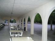 portico del patio del casal de la salle2
