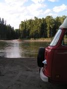 Glacier Coal Creek, MT