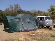 Camping Ratrod Stylie