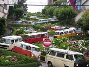 BusesOnLombard2010
