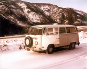 Kombi in Canada by previous owner