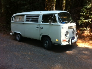 1971 Westfalia Tin Top