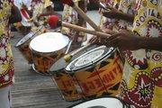 Banda Erê do Bloco Afro Ilê Aiyê