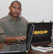 Trabalho no Portal da Rádio Metrópole