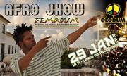 Afro Jhow-Femadum2011..