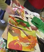 Collage Workshop April 2010