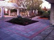 Labyrinth at 49th & Oak (Vancouver Unitarians)