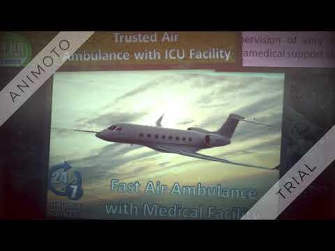 Hire ICU Facility Air Ambulance Service in Varanasi