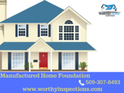 manufactured-home-foundation- Worthy Home Inspection