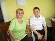 Látogatóban Kenéz Gyula barátunknál