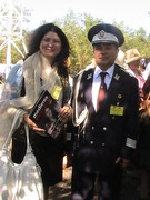 Sfintirea Crucii Mântuirii Neamului Românesc, Nisporeni, 28 august 2011