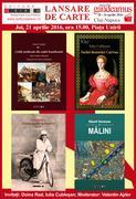 Gaudeamus Cluj-Napoca ora 15_00 -Mălini-lansare de carte