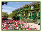 Casa pictorului Caude Monet Giverny