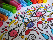 Printable Coloring Books
