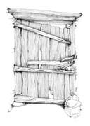 Khalifa's House Gate Omdurman