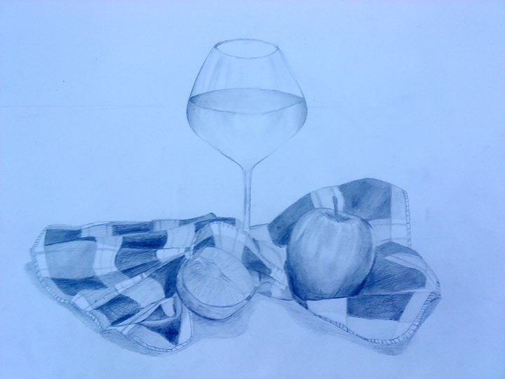 Final Assignment: Drawing 1