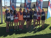 TAPPS 2016 State Cross Country Championship