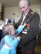 Дед и Аксинья