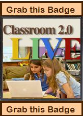 Classroom 2.0 LIVE! show