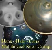 Hang - Halo - Caisa  Multilingual  News Group