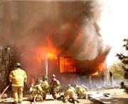 Long Island Fire fighters